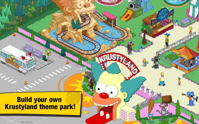 The Simpsons™ Tapped Out image1