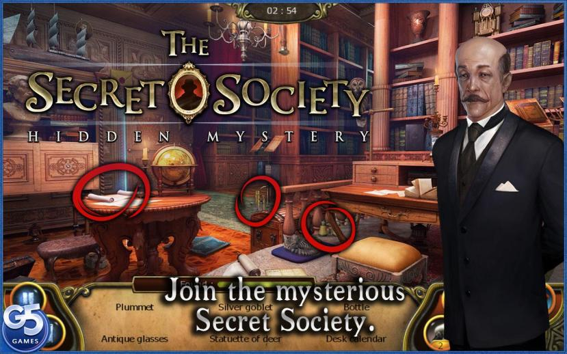The Secret Society1