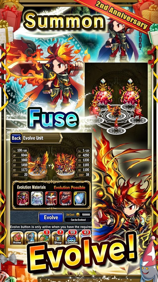 Brave Frontier 4