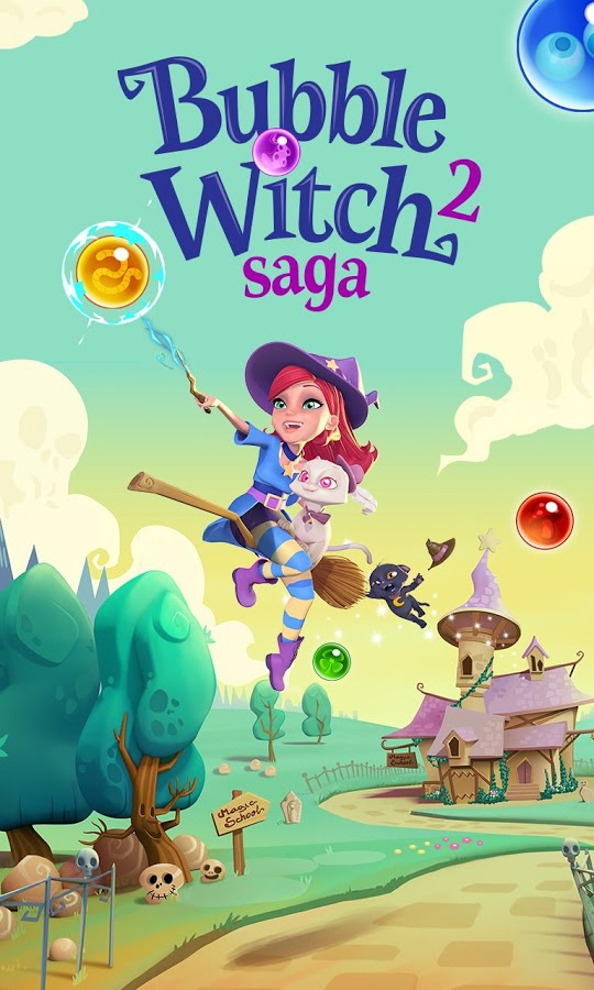 Bubble Witch 2 Saga 5