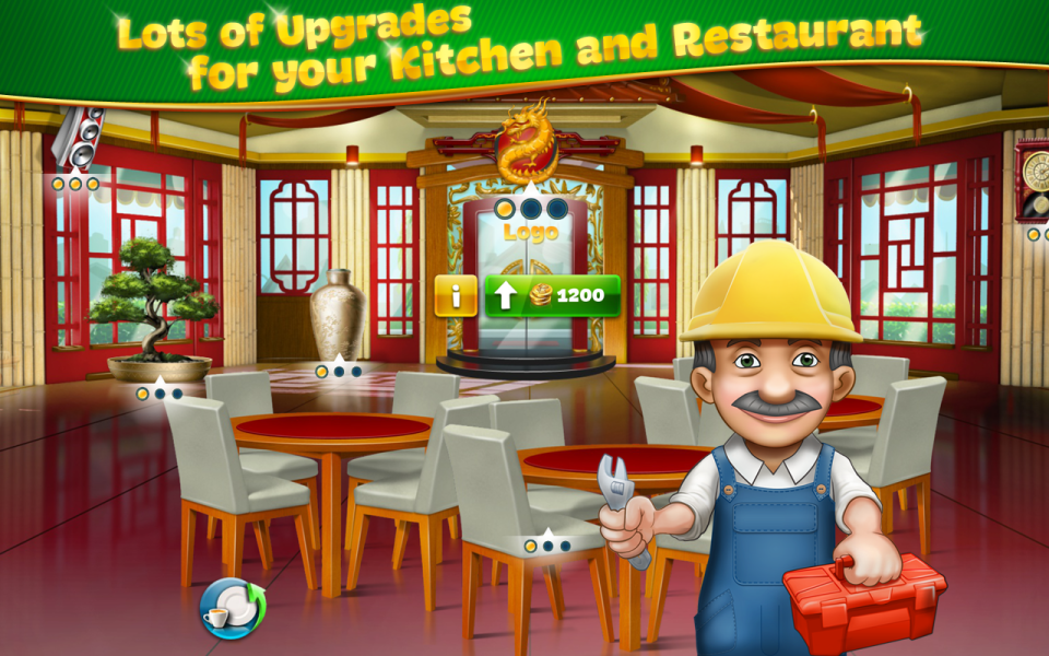 Cooking Fever 5