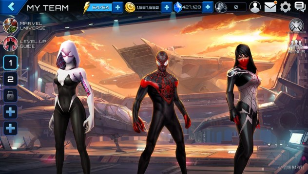 MARVEL Future Fight 4