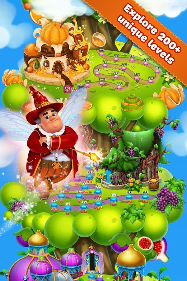 Fruit Land - match3 adventure 4