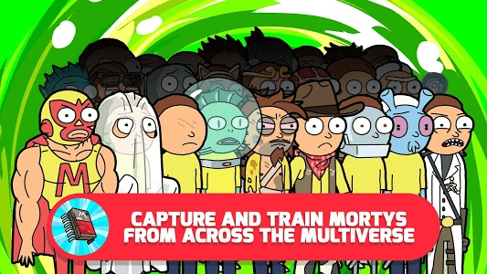 Pocket Mortys 2