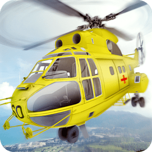 Helicopter Hill Rescue 2017