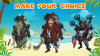 Pirate Henry Four Fingers. Clicker games