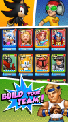 SEGA Heroes: Match-3 RPG Quest