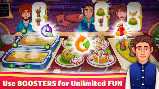 Download Indian Cooking Star: Chef Restaurant Cooking 2.6.6 (Mod Apk) free 2
