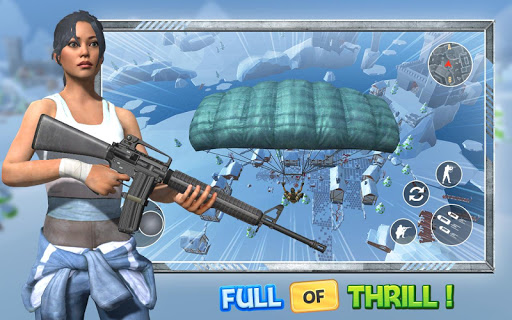 Rules Of Battle Royale - Free Games Fire