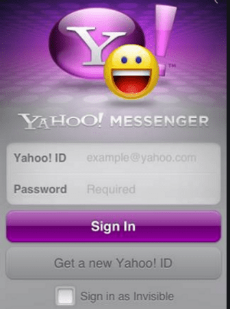Yahoo Messenger APK Latest Version Download For Android iOS