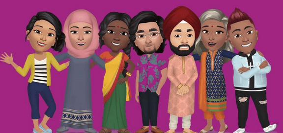 Facebook Avatar for India