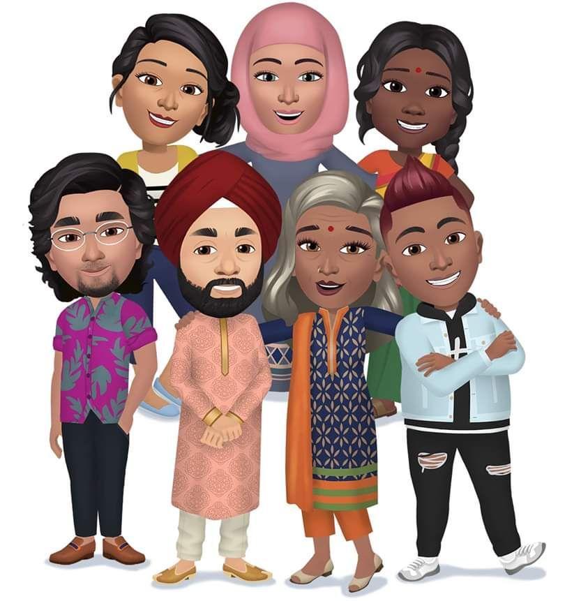 Facebook Avatar India Creator