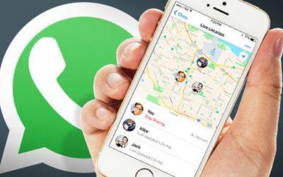 Steps To Enable WhatsApp Live Location Sharing For Android And iOS