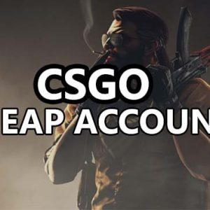 CSGO SMURF NATION | Cheap CSGO Smurf Accounts