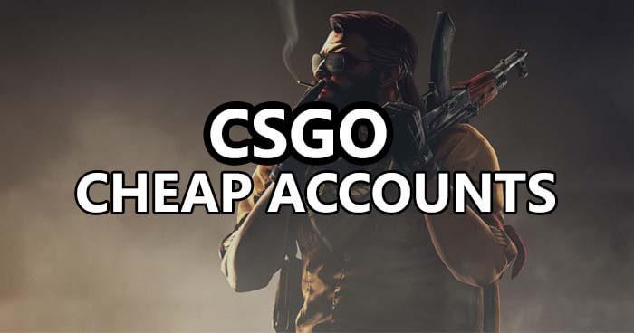 CSGO SMURF NATION | Cheap CSGO Smurf Accounts