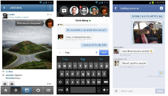 Facebook messenger 2 7 1 apk download free for android -