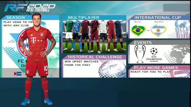 Real Football 2020 apk Free download for android