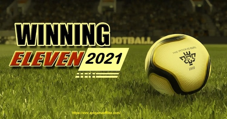 Winning Eleven 2021 apk (WE 21)