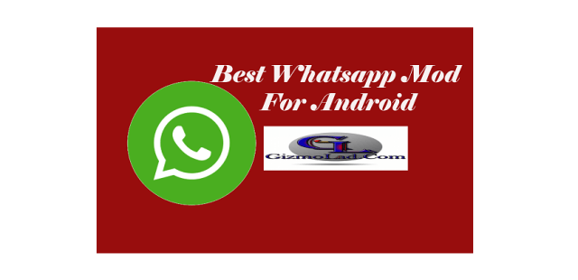 Best Whatsapp Mod