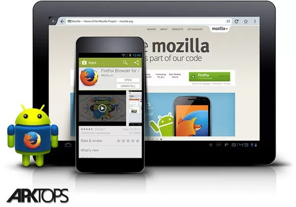 Firefox Firefox Android