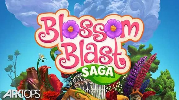 Download Blossom Blast Saga