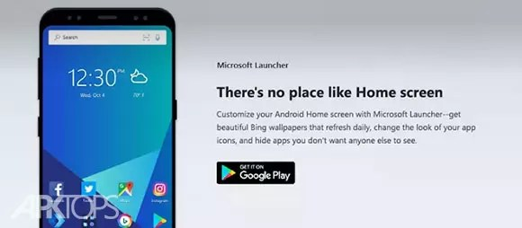 Microsoft Launcher New Version for Microsoft Launcher for Android