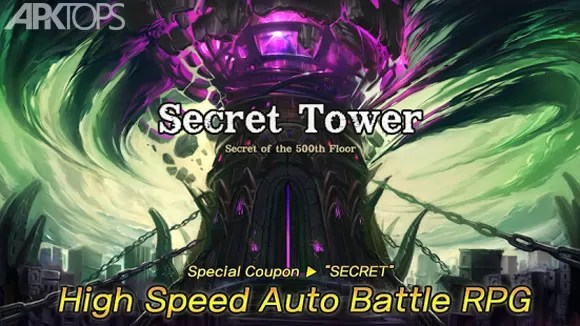 Secret Tower: 500F