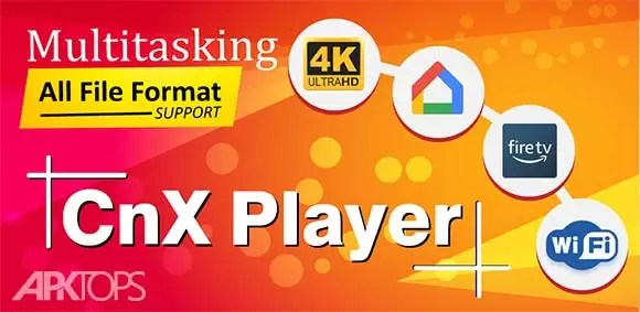 CnX Player Ultra HD Enabled 4K Video Player Download CNN Player