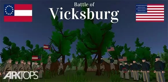 Battle of Vicksburg Download game Battle of Visborg