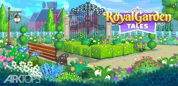 Royal Garden Tales - Match 3 Decoration Download the game Royal Garden Tales