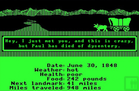 Oregon Trail Crazy