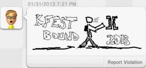 KFest-bound