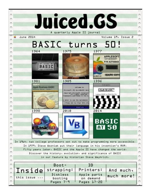 Juiced.GS Volume 19 Issue 2