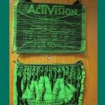 Melissa Barron's Jacquard loom prints
