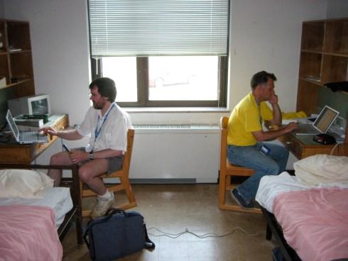 Rockhurst dormitory in 2006