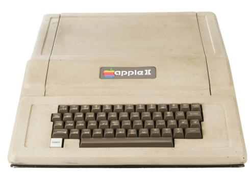 Debbie Reynolds' Apple II
