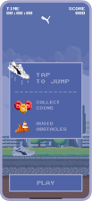 8-bit shoe game instructions