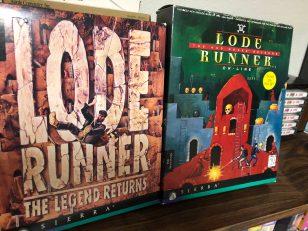 Lode Runner boxes