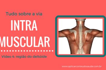 Intramuscular deltoide
