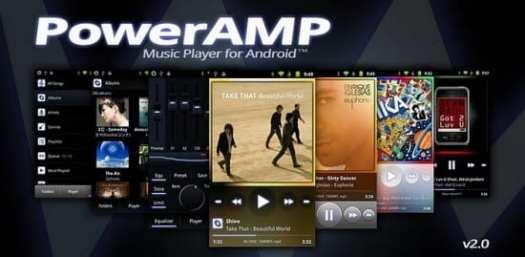 PowerAMP_Android