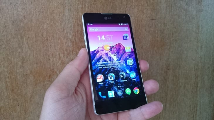 Android 4.4 para Optimus G - Android Kitkat