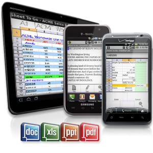 excel word android
