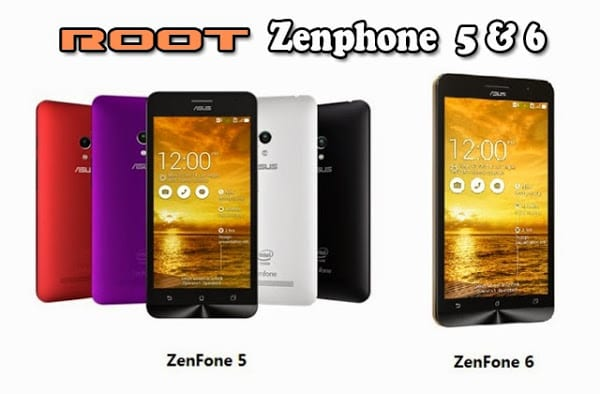 root no Zenfone 5