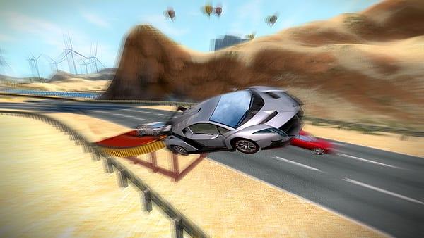 asphalt nitro 4