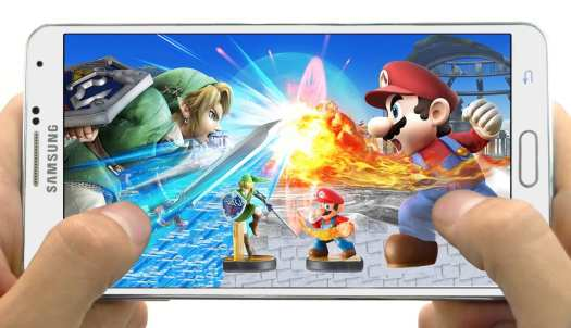Super Smash Bros 3D no Android