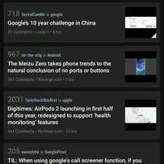 Comparado: As 5 Melhores Reddit Apps para Android