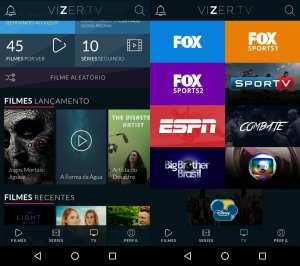 Vizer TV. O aplicativo ilegal que oferece filmes online para o Android,