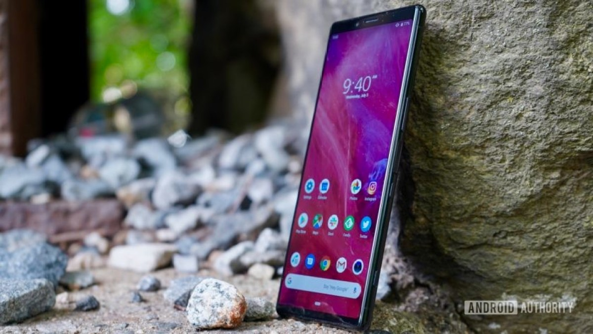 Sony Xperia 1 Android 10