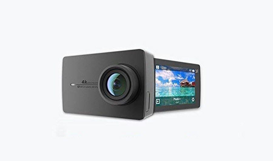 Câmera de ação e esportes YI 4K
