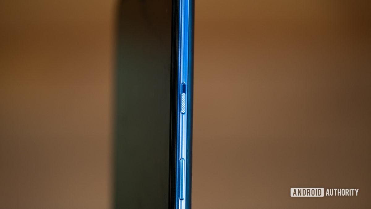 Comutador de notificação OnePlus 7T